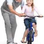 Как научиться ездить на велосипеде ребенку и взрослому?