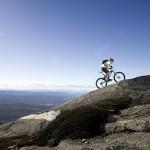 Прохождение подъемов на велосипеде