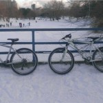 Зимняя поездка, часть вторая