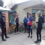 Матрасная поездка Грибовку на велосипедах