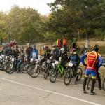 Кросс-кантри осень-2014 и финал кубка Украины 4X