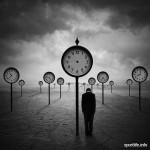 Скорость времени